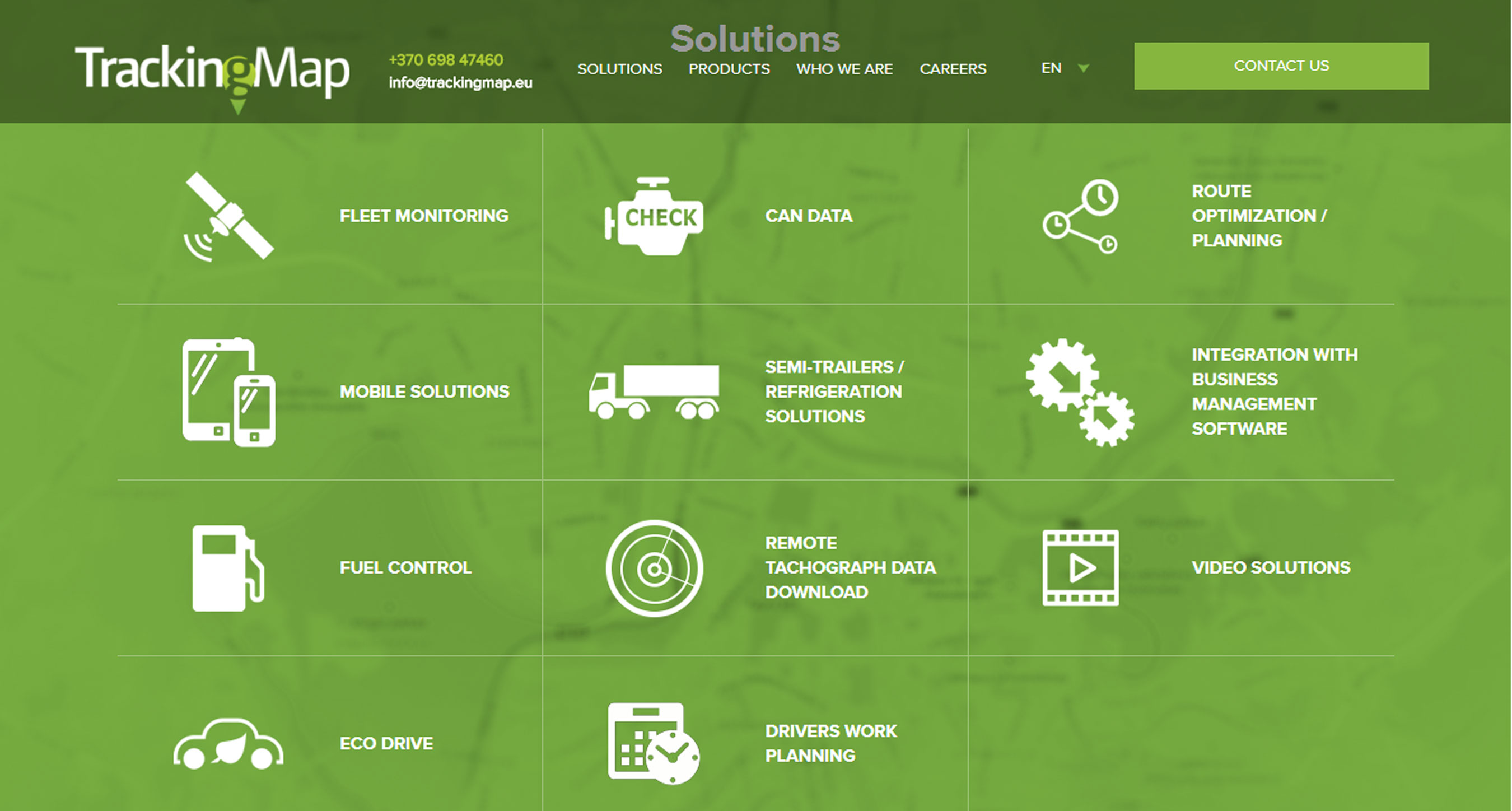 Transport Management Systems